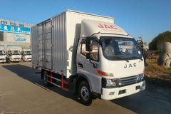 江淮 骏铃V6 156马力 4.15米单排厢式轻卡(HFC5043XXYP91K2C2V)