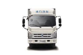 德力汽车 德帅V5 高配版 4.5T 4.1米单排纯电动仓栅式轻卡81.14kWh