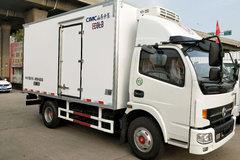 东风 凯普特K6 150马力 3.8米排半冷藏车(EQ5041XLCL8BDBAC)