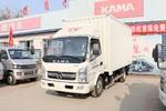 凯马 福运来 116马力 4.2米单排厢式轻卡(KMC5042XXYA33D5)图片