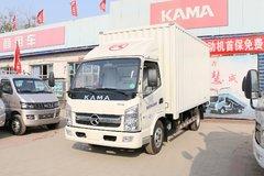 凯马 福运来 95马力 4.2米单排厢式轻卡(KMC5042XXYA33D5) 卡车图片