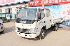 凯马 金运卡 87马力 2.54米双排栏板轻卡(汽油)(KMC1036Q26S5)图片