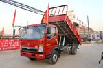 中国重汽HOWO 悍将 129马力 4.15米自卸车(万里扬5档)(ZZ3047G3415E143)