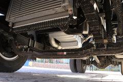 中国重汽HOWO 悍将 170马力 4.15米单排厢式轻卡(ZZ5047XXYG3315E145)