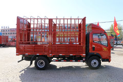 中国重汽HOWO 悍将 170马力 4.15米单排仓栅式轻卡(ZZ5047CCYG3315E143) 卡车图片