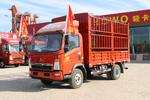 中国重汽HOWO 悍将 160马力 4.15米单排仓栅轻卡(ZZ5047CCYC3314E145-2)图片