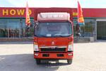 中国重汽HOWO 悍将 170马力 4.15米单排仓栅式轻卡(ZZ5047CCYG3415E143)图片