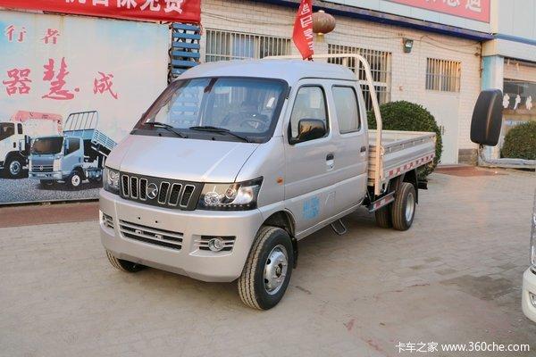 优惠0.1万哈尔滨K22载货车促销中