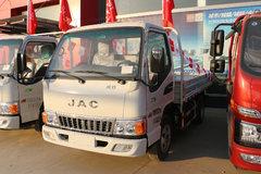 江淮 骏铃E3 102马力 3.4米排半栏板轻卡(HFC1040P93K1B4V) 卡车图片