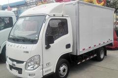 跃进 小福星S50 1.9L 95马力 柴油 3.33米单排厢式微卡(SH5032XXYPBBNZ1) 卡车图片
