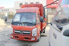 凯马 福运来 95马力 4.2米单排仓栅式轻卡(KMC5042CCYA33D5) 卡车图片