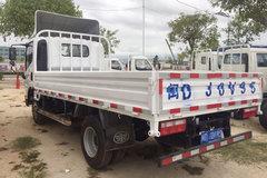 解放 虎VH 120马力 4.21米单排栏板轻卡(CA1041P40K2L1E5A84)
