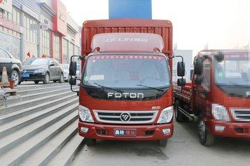 福田 奥铃捷运 115马力 4.23米单排仓栅式轻卡(BJ5049CCY-B1)