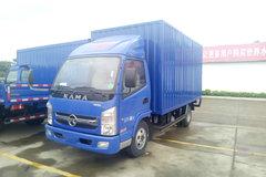 凯马 福运来 110马力 4.2米单排厢式轻卡(KMC5042XXYA33D5) 卡车图片