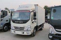 福田 奥铃捷运 科技版 143马力 4.165米单排厢式轻卡(BJ5049XXY-A8) 卡车图片