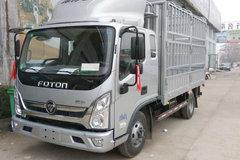 福田 奥铃CTS 143马力 3.83米排半仓栅式轻卡(BJ5048CCY-FA) 卡车图片