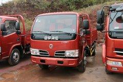 东风 福瑞卡F7 95马力 3.87米排半栏板轻卡(云内)(EQ1041L3GDF) 卡车图片