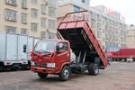 东风 福瑞卡F7 95马力 4.2米自卸车(Φ90双顶)(云内)(EQ3080S3GDF)