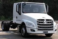 东风柳汽 乘龙T5重卡 300马力 4X2长头牵引车(LZ4180T5AB) 卡车图片