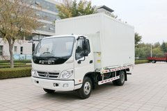 福田时代 M3 143马力 4X2平板运输车(BJ5043TPB-AA)