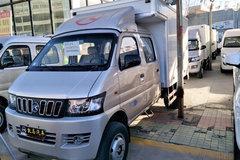 凯马 K22 87马力 2.62米双排厢式售货车(KMC5035XSHQ32S5) 卡车图片