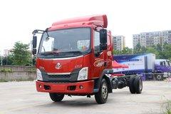 东风柳汽 乘龙L3 160马力 4X2 5.8米排半栏板载货车底盘(LZ1092L3AB) 卡车图片