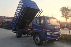 江淮 康铃G 156马力 4X2 3.85米仓栅式自卸车(HFC5046CCYP91K2C9V-S) 卡车图片