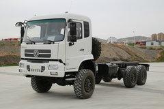 东风商用车 天锦重卡 245马力 6X6越野载货车底盘(EQ2160BX5DJ) 卡车图片
