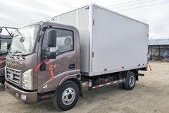 唐骏欧铃 K3系列 143马力 4.15米单排厢式轻卡(ZB5040XXYJDD6V) 卡车图片