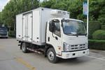 福田 时代H2 115马力 4X2 4米冷藏车(BJ5043XLC-J7)