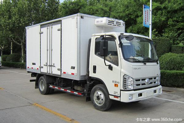 福田时代H冷藏车火热促销中 让利高达2万