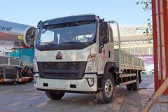 中国重汽HOWO G5X中卡 标载版 210马力 6.75米栏板载货车(ZZ1187G521DE1) 卡车图片