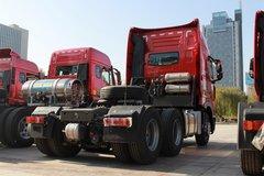 中国重汽 HOWO T7H重卡 B版 440马力 6X4牵引车(ZZ4257V324HE1B)
