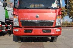 中国重汽HOWO 悍将 170马力 4.165米单排栏板轻卡(重汽10档)(ZZ1047F341CE145) 卡车图片