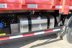 中国重汽HOWO 悍将 170马力 4.165米单排栏板轻卡(重汽10挡)(ZZ1047F341CE145) 卡车图片
