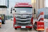 江淮 格尔发A5L中卡 190马力 4X2 6.8米栏板载货车底盘(HFC1181P3K2A53S5V)