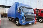 江淮 格尔发K6IIL重卡 至尊版 220马力 4X2 9.61米厢式载货车(HFC5181XXYP3K2A70S2V)