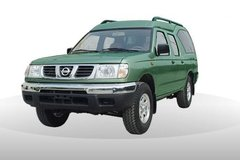 2011款郑州日产 NISSAN 高级型 2.4L汽油 双排厢式皮卡 卡车图片