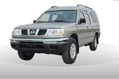 2011款郑州日产 NISSAN 标准型 2.4L汽油 四驱 双排厢式皮卡 卡车图片