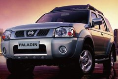2011款郑州日产 东风锐骐 豪华型 2.5L柴油 双排厢式皮卡 卡车图片