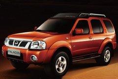 2011款郑州日产 东风锐骐 标准型 2.5L柴油 四驱 双排厢式皮卡 卡车图片