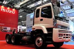 五十铃 F系列重卡 360马力 6X4 牵引车(QL4250SKFZ) 卡车图片