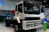 五十铃 F系列重卡 360马力 4X2 牵引车(QL4150SJFR)