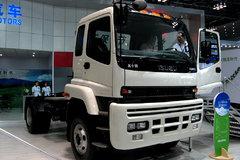 五十铃 F系列重卡 360马力 4X2 牵引车(QL4150SJFR) 卡车图片