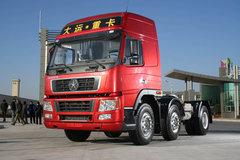大运 290马力 6X2 牵引车(高顶)(型号CGC4220PB25WPD3C) 卡车图片