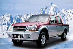 北汽 陆铃 豪华型 四驱 2.5L柴油 双排皮卡 卡车图片
