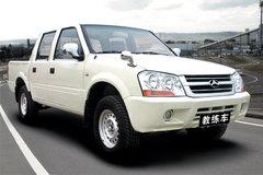 北汽 陆铃 2.7L柴油 双排教练皮卡 卡车图片