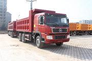 大运 270马力 6X4 5.6米自卸车(型号DYX3250)