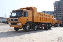 大运 300马力 8X4 8.2米自卸车(型号DYX3310)