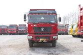 陕汽 德龙F2000重卡 310马力 6X4 5.8米自卸车(SX3255DN384C)